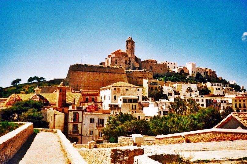 Catedral de la Virgen de las Nieves (Ibiza, Islas Baleares)