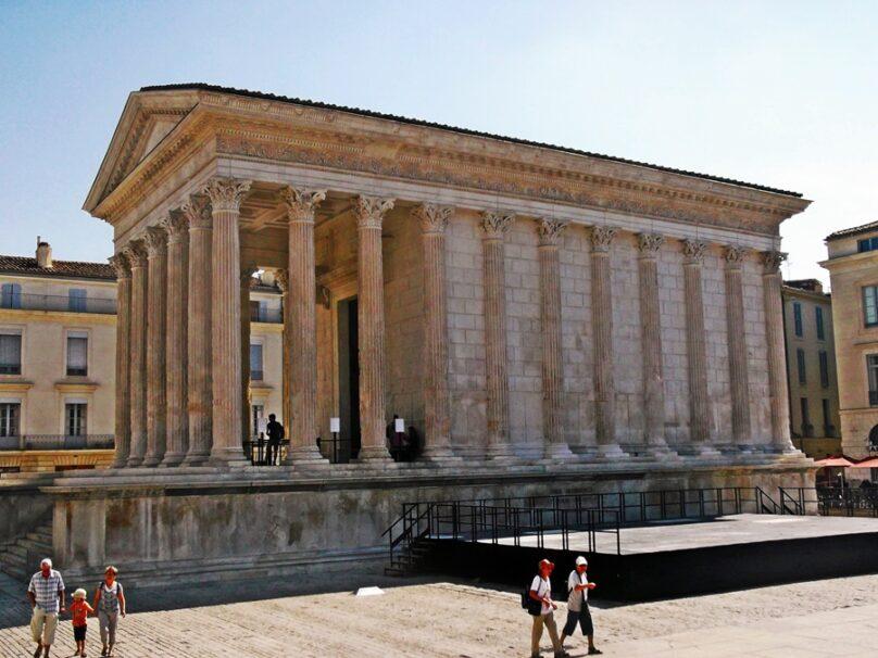 11 templos romanos que no debes tomar en vano