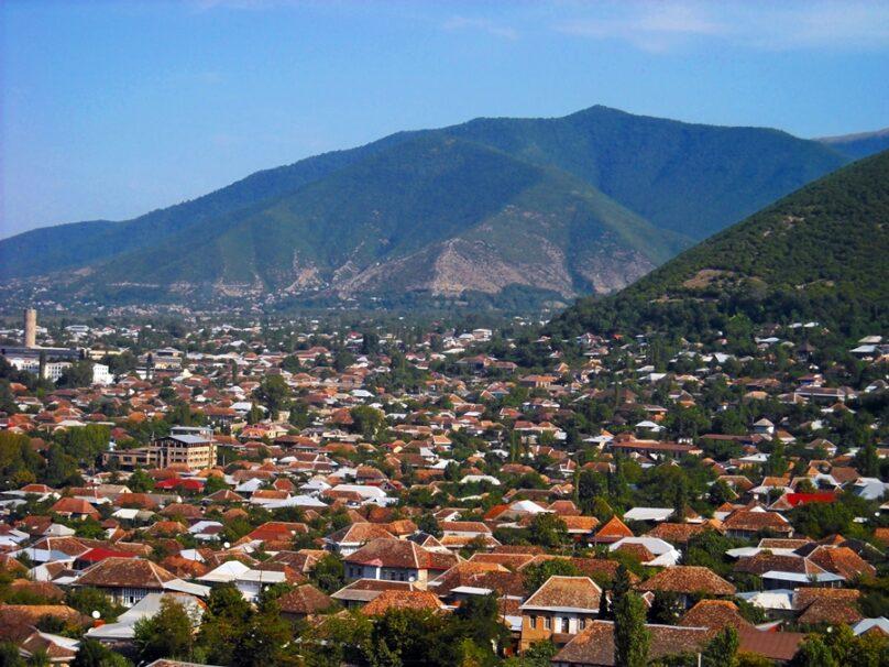 Sheki (Región de Sheki-Zagatala, Azerbaiyán)