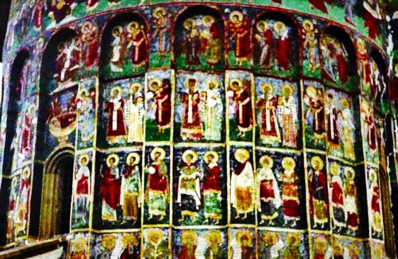 Monasterios con iglesias pintadas en Moldavia (Distrito de Suceava, Rumanía)
