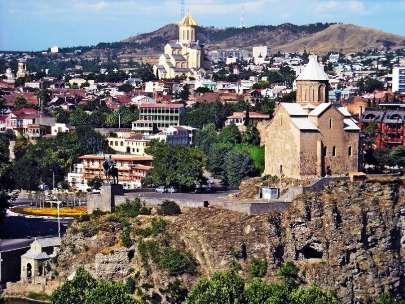 Centro histórico (Tbilisi, Georgia)