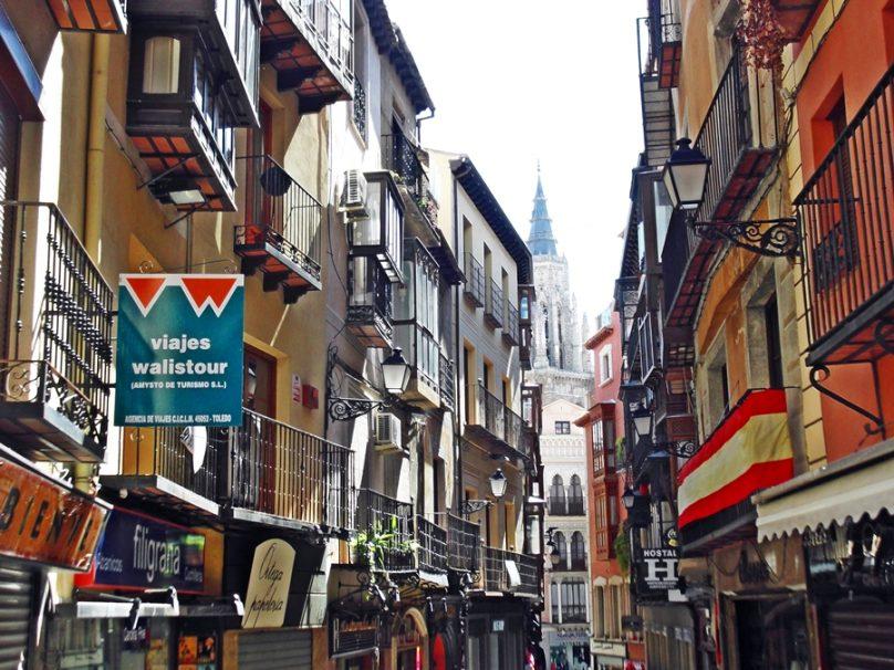 Centro histórico (Toledo, Castilla-La Mancha)