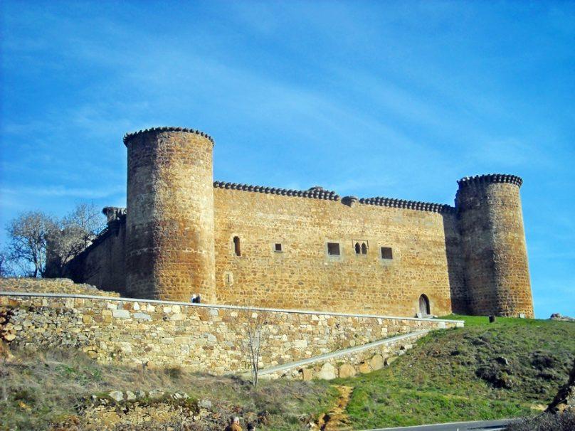 Castillo de Valdecorneja (El Barco de Ávila, Castilla y León)