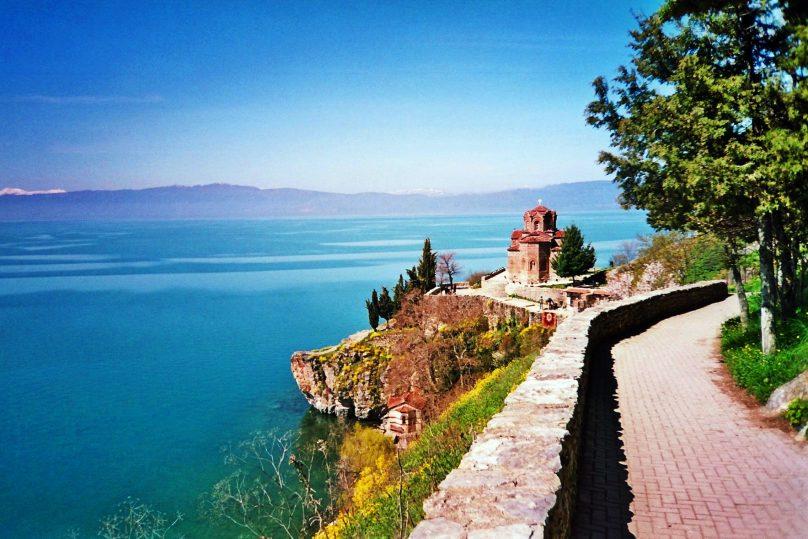 Región de Ohrid