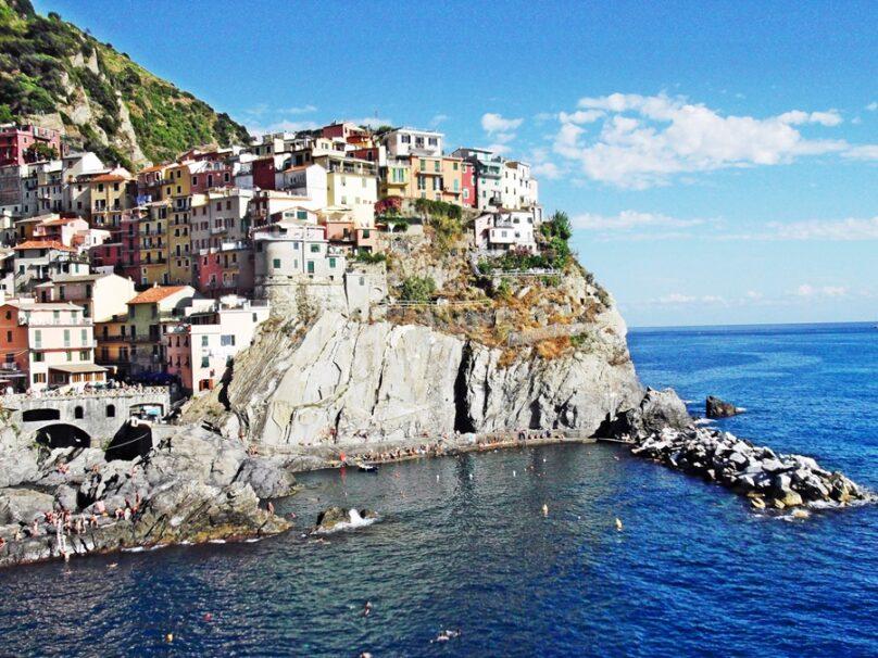 Cinque Terre (Liguria, Italia)