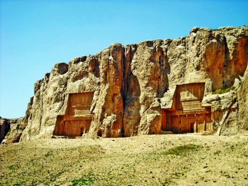 Naqsh-e Rostam (Fars, Irán)