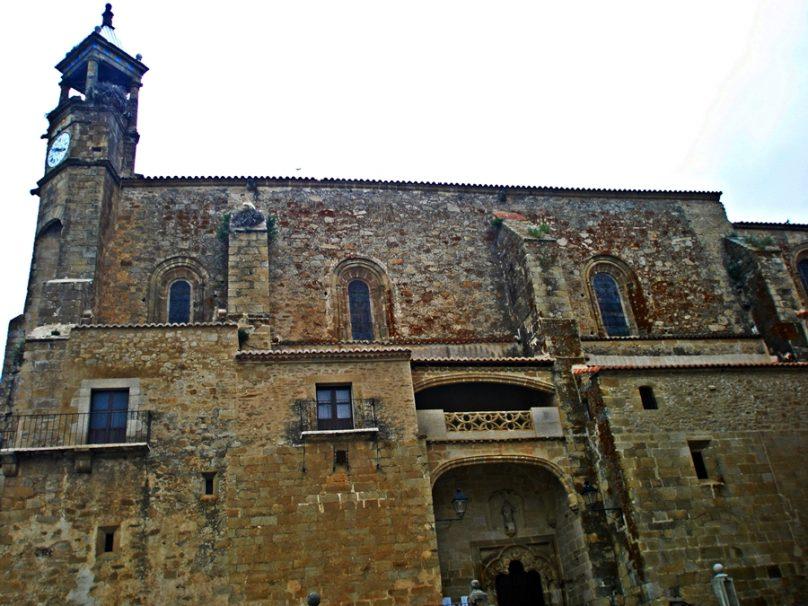 Iglesia de San Martín (Trujillo, Extremadura)