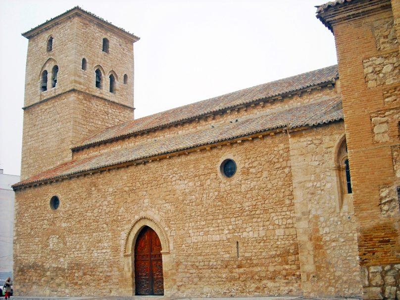 Iglesia de Santiago (Ciudad Real, Castilla-La Mancha)