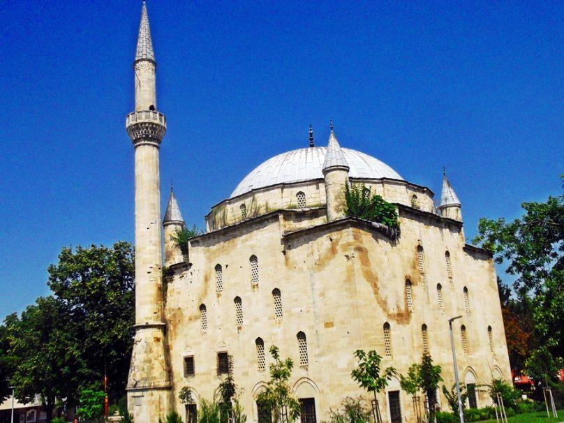 Mezquita de Ibrahim Pasha (Razgrad, Bulgaria)
