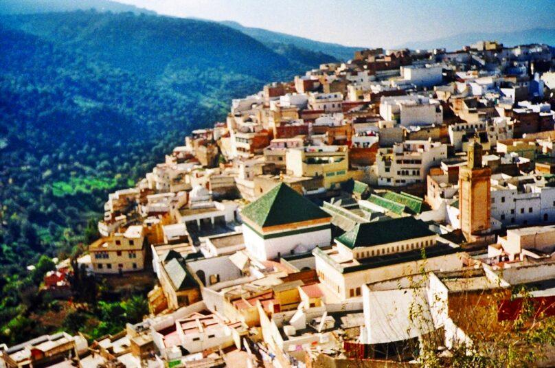 Moulay Idriss (Región de Fez-Meknes, Marruecos)