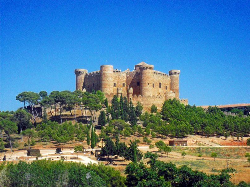 Castillo de Belmonte (Belmonte, Castilla-La Mancha)