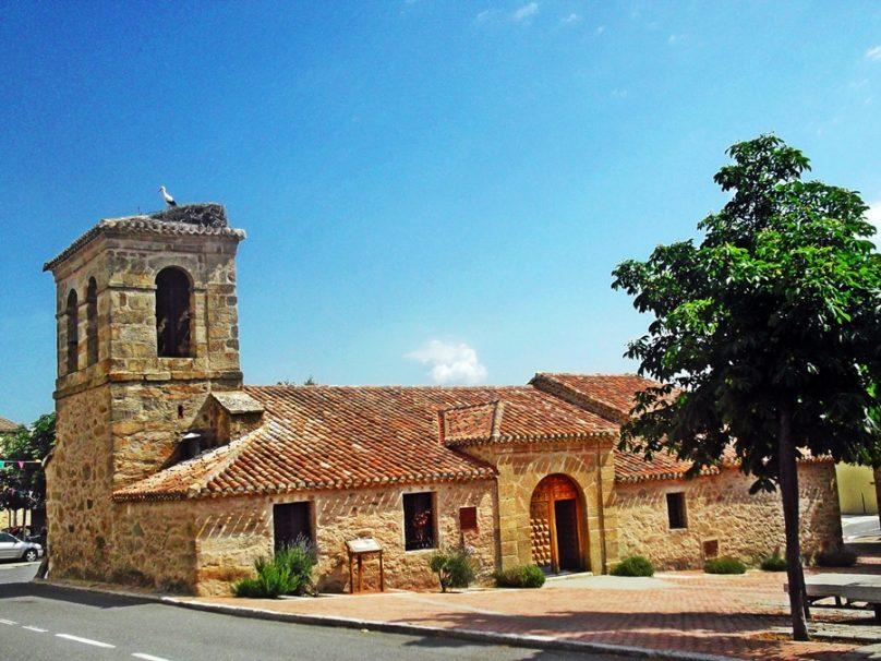 Iglesia de San Simón de Piñuécar (Piñuécar-Gandullas, Comunidad de Madrid)