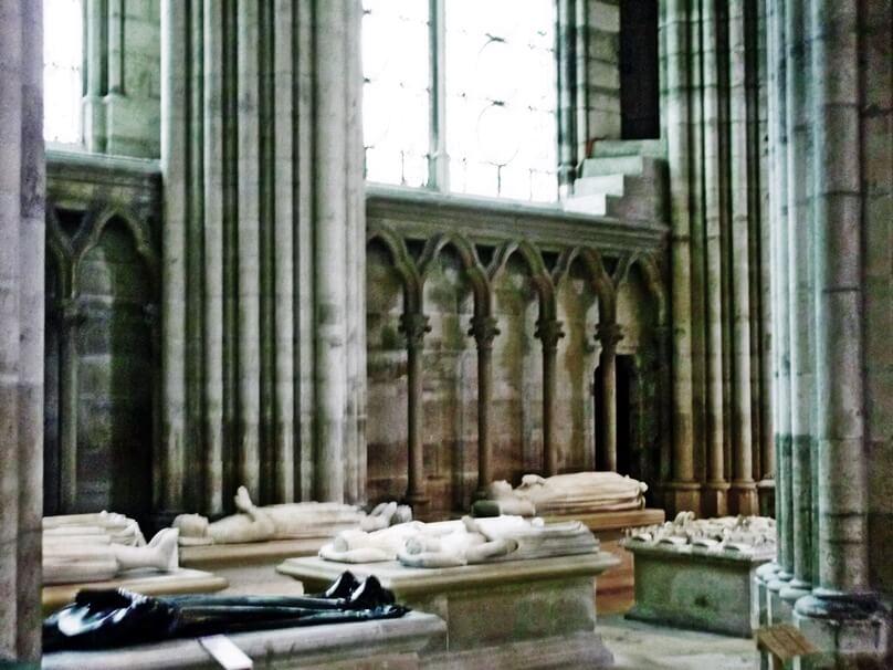 Catedral de Saint-Denis (Saint-Denis, Francia)