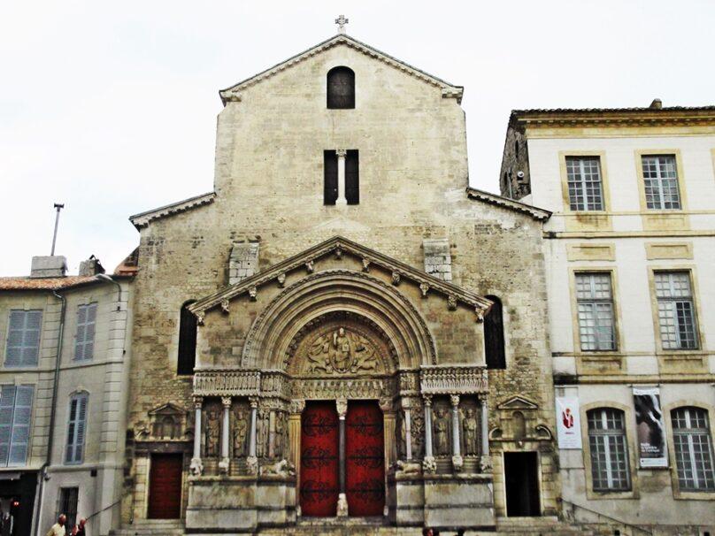 Iglesia de Saint Trophime (Arles, Francia)