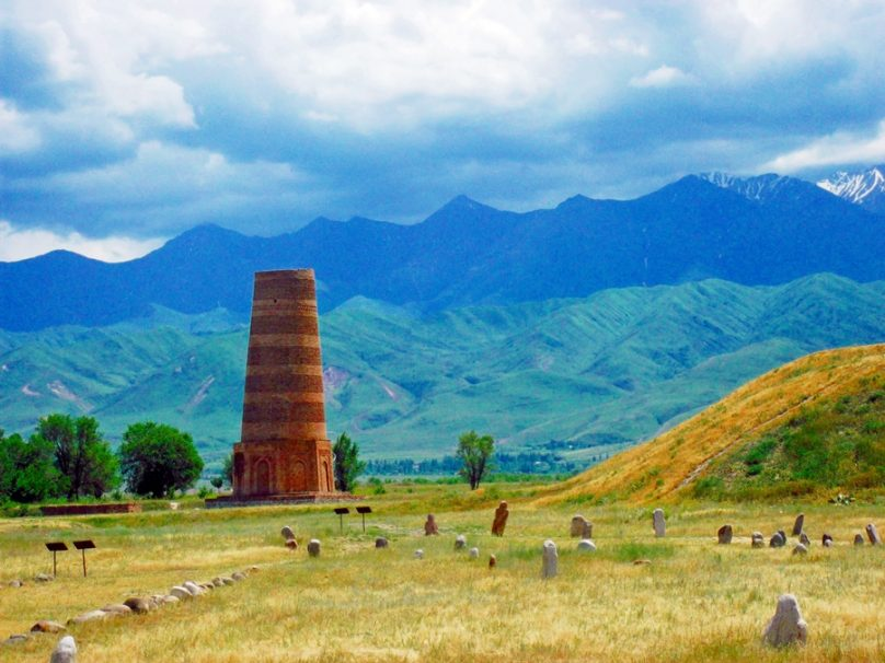 Burana (Región de Chüy, Kirguistán)