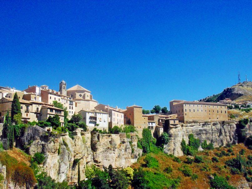 Centro histórico (Cuenca, Castilla-La Mancha)