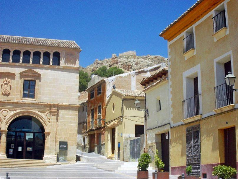 Jumilla (Municipio de Jumilla, Región de Murcia)