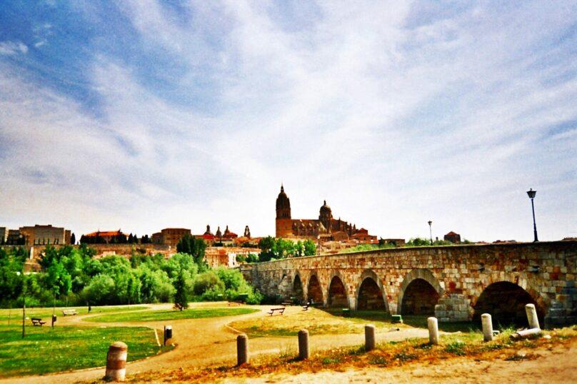 Casco antiguo (Salamanca, Castilla y León)