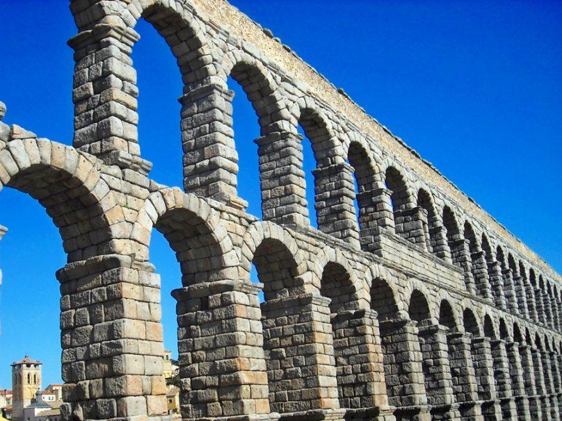 10 acueductos que verás con gusto