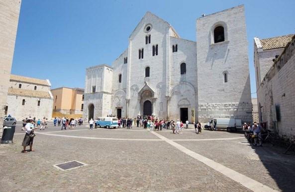 Catedrales románicas de Apulia (por Jorge Sánchez)