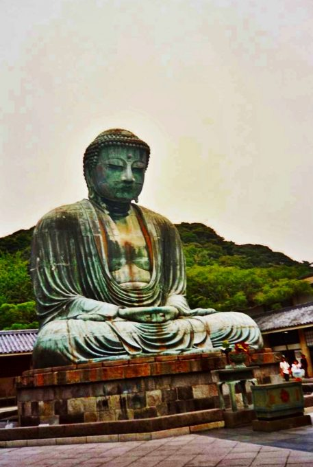 Daibutsu de Kamakura (Kamakura, Japón)