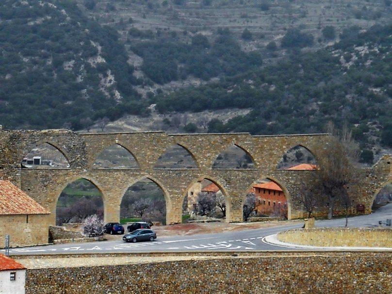 Acueducto de Morella (Morella, Comunidad Valenciana)