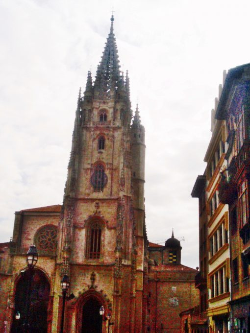 Catedral de San Salvador (Oviedo, Principado de Asturias)