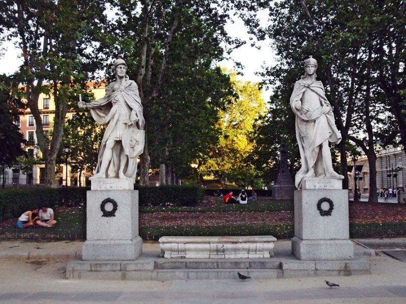Plaza de Oriente (Madrid, Comunidad de Madrid)