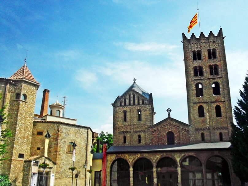 Monasterio de Santa María de Ripoll (Ripoll, Cataluña)