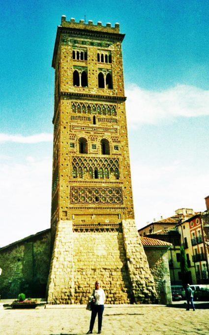 Torre de San Martín (Teruel, Aragón)