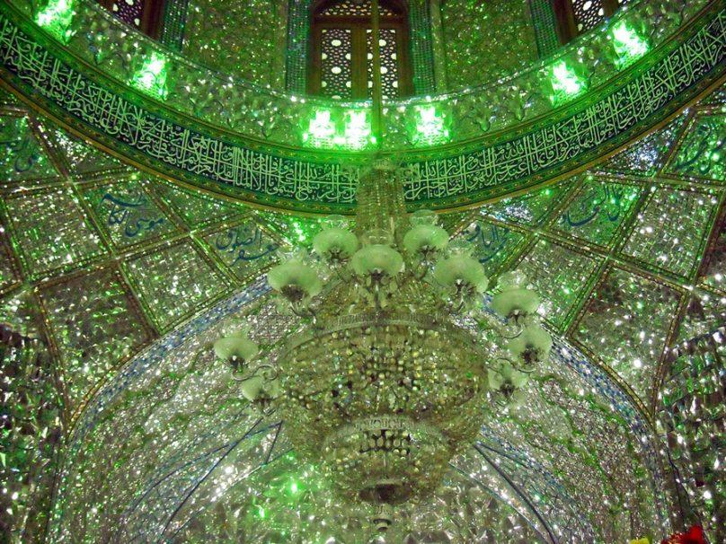 Imamzadeh Ali ibn Hamzeh (Shiraz, Irán)