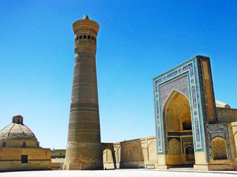 11 minaretes imprescindibles en Asia Central