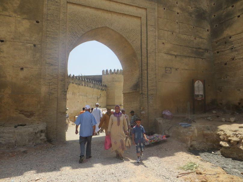 Medina de Fez (por Jorge Sánchez)