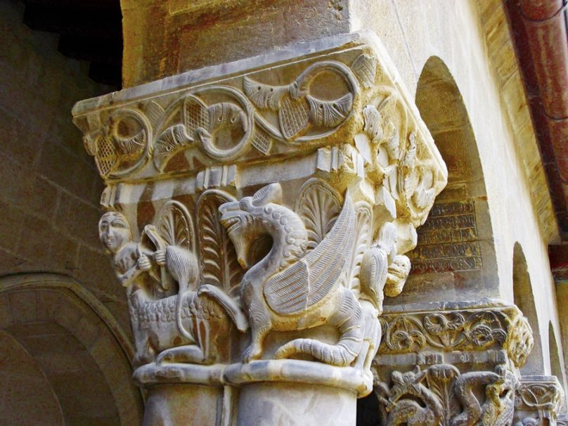 Monasterio de San Pedro el Viejo (Huesca, Aragón)