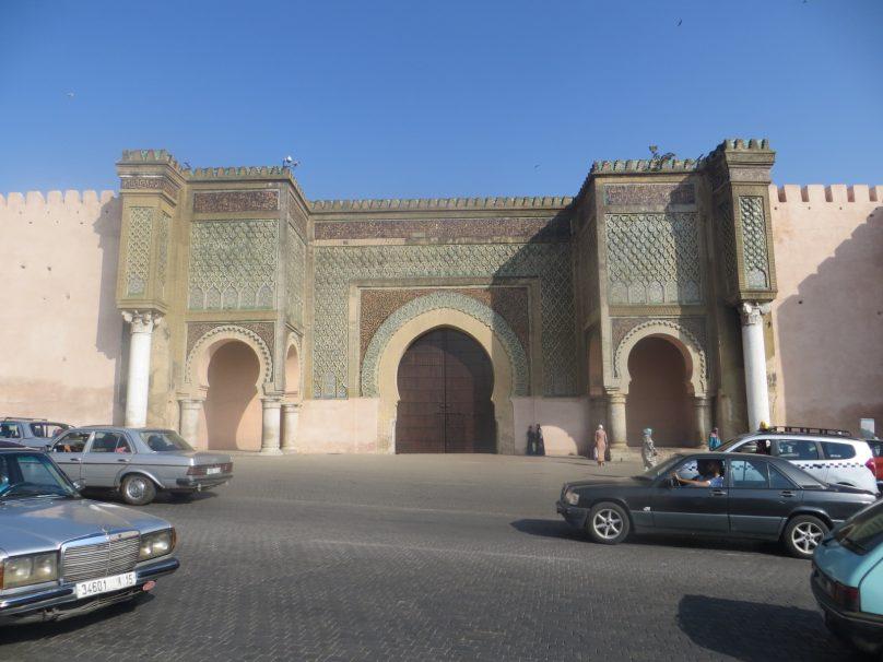 Meknes (por Jorge Sánchez)