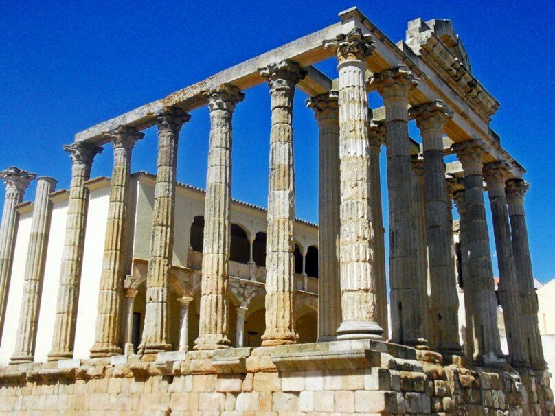 Templo de Diana (Mérida, Extremadura)