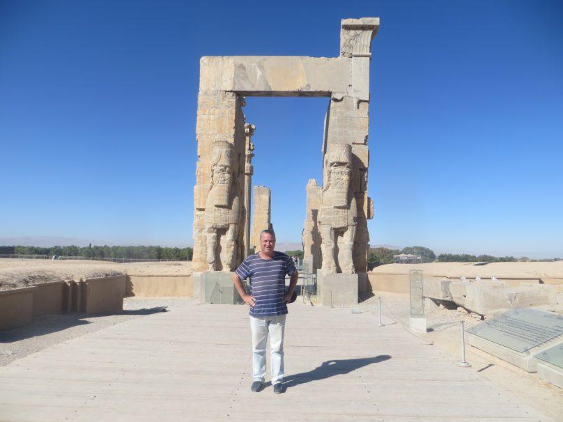 Persépolis (por Jorge Sánchez)