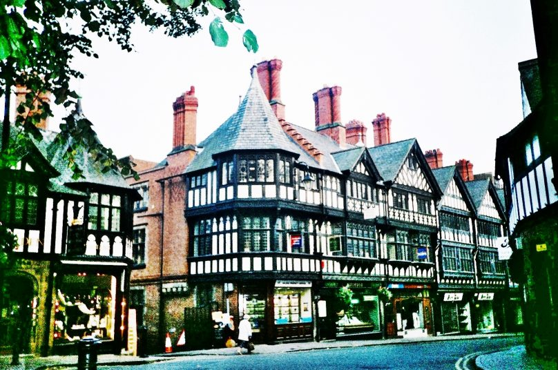 Chester (Condado de Cheshire, Reino Unido)