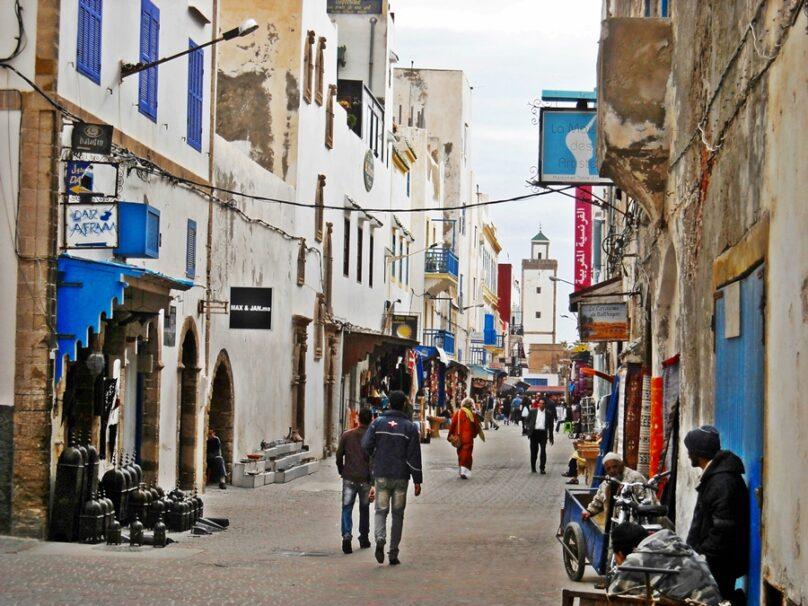 Medina de Essaouira (Essaouira, Marruecos)
