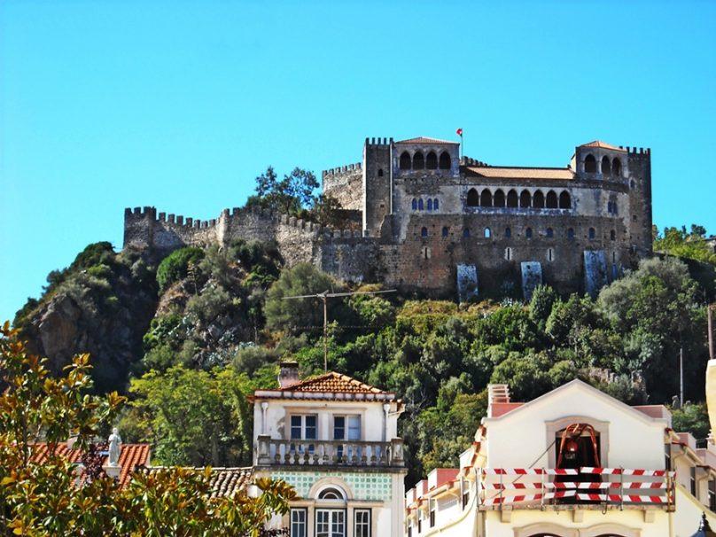 Castillo de Leiria (Leiria, Portugal)