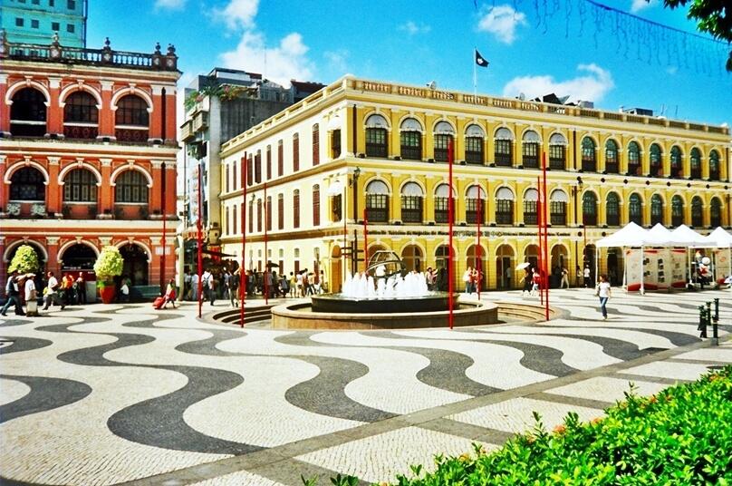 Centro histórico (Macao)
