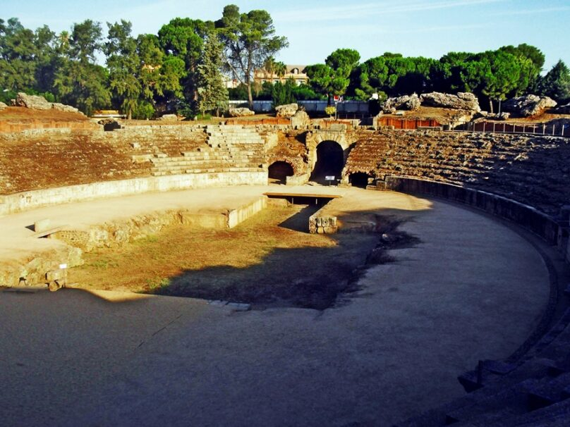 10 anfiteatros que verdaderamente idolatro