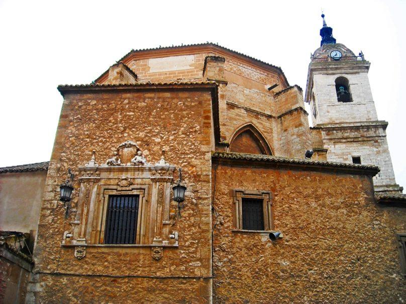 Catedral de Santa María del Prado (Ciudad Real, Castilla-La Mancha)