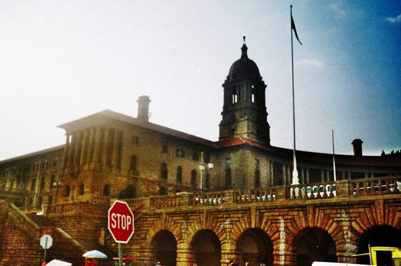 Centro histórico (Pretoria, Sudáfrica)
