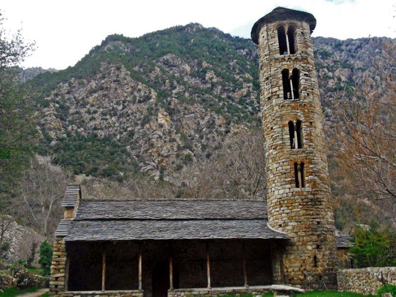 Románico andorrano (Andorra)