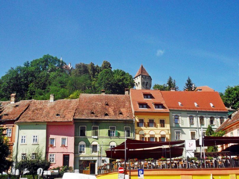 Centro histórico (Sighișoara, Rumanía)