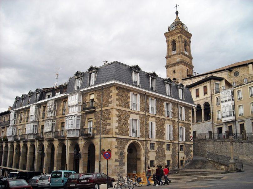 Casco Viejo (Vitoria, País Vasco)