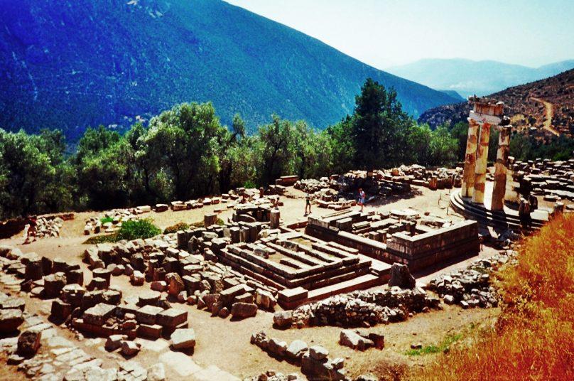 Delfos (Región de Grecia Central, Grecia)