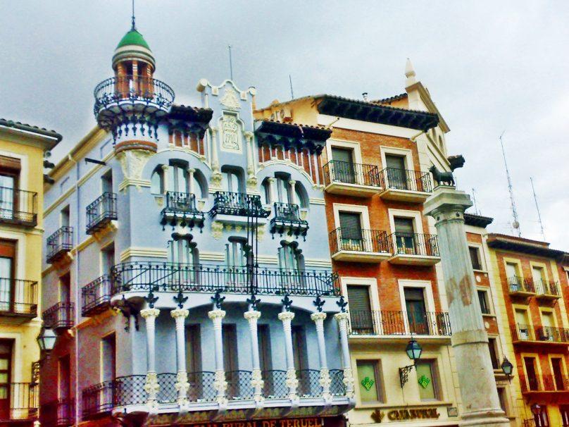 Casa El Torico (Teruel, Aragón)