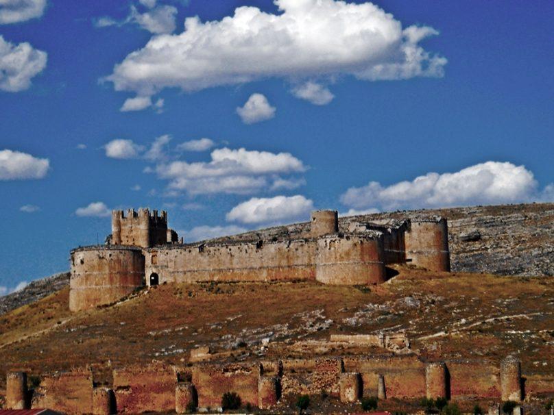 Castillo de Berlanga de Duero (Berlanga de Duero, Castilla y León)